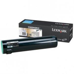 Lexmark oryginalny toner C930H2KG. black. 38000s. Lexmark C930 C930H2KG