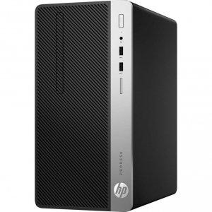 Komputer 400MT G5 i3-8100 500/4GB/DVD/W10P 4CZ59EA 4CZ59EA