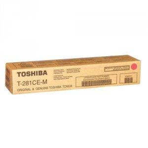 Toshiba oryginalny toner T281CEM. magenta. 10000s. Toshiba e-Studio 281c. 351e. 451e 6AK00000047