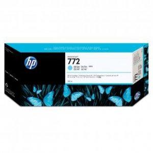 HP oryginalny wkład atramentowy / tusz CN632A, cyan, 300ml, HP CN632A