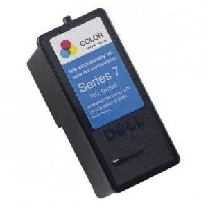 Dell oryginalny wkład atramentowy / tusz 592-10225. 592-10295. DH829. GR282. color. Dell 966. 968 592-10225