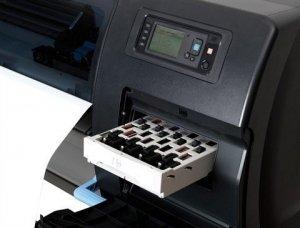 HP oryginalna kaseta czyszcząca CH644A. No.771. HP Designjet HP 771. do czyszczenia głowic CH644A