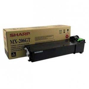 Sharp oryginalny toner MX-206GT. black. 16000s. Sharp MX-M160D. MX-M200D MX-206GT
