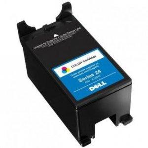 Dell oryginalny wkład atramentowy / tusz 592-11313. X752N. color. high capacity. Dell V515 592-11313