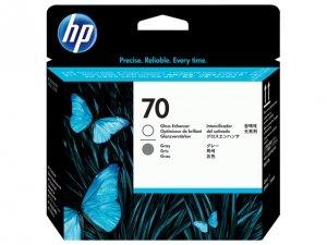 HP oryginalna głowica drukująca C9410A. No.70. grey. HP DesignJet Z3100 C9410A