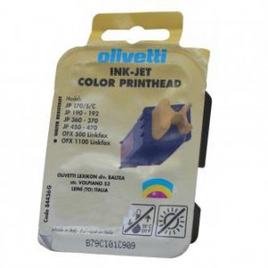 Olivetti oryginalny wkład atramentowy / tusz 84436. color. 160s. Olivetti JP-170. 360. 370. 450. 470. Jet-Lab 400. 500. 600 84436