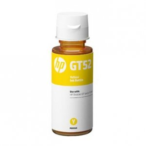 HP oryginalny wkład atramentowy / tusz bottle M0H56AE. No.GT52. yellow. 8000s. 70ml. HP DeskJet GT serie. Cronos M0H56AE