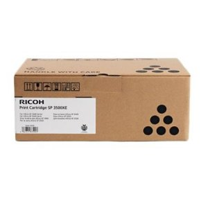 Ricoh oryginalny toner 406990. black. 6400s. Ricoh SP3500XE 407646