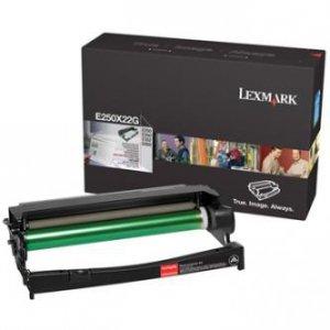 Lexmark oryginalny bęben E250X22G. black. 30000s. Lexmark E25x. E35x. E45x E250X22G