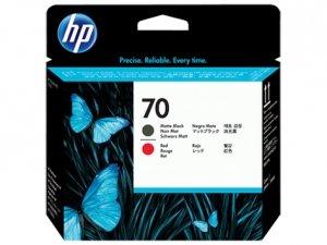 HP oryginalna głowica drukująca C9409A. No.70. black/magenta. HP DesignJet Z3100 C9409A