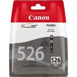 Canon oryginalny wkład atramentowy / tusz CLI526GY. grey. 9ml. 4544B006. 4544B004. blistr z ochroną. Canon Pixma  MG6150. MG8150 4544B006