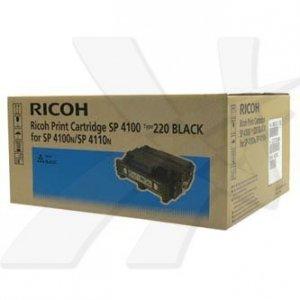 Ricoh oryginalny toner 402810. 403180. 407008. black. 15000s. Ricoh SP 4100. N. 4110. N 407649