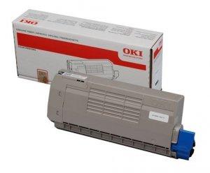 OKI oryginalny toner 44036059. white. 8000s. OKI C920WT 44036059