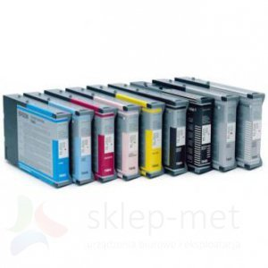 Epson oryginalny wkład atramentowy / tusz C13T602700. light black. 110ml. Epson Stylus Pro 7800. 7880. 9800. 9880 C13T602700