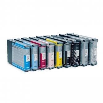 Epson oryginalny wkład atramentowy / tusz C13T543100. black. 110ml. Epson Stylus Pro 7600. 9600. PRO 4000 C13T543100