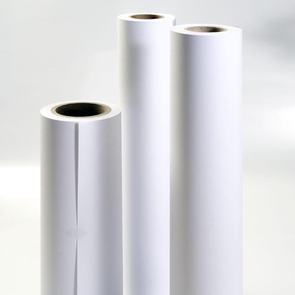 Powlekany papier w roli do plotera, 610mm x 30m, 180g PPP610x30/180