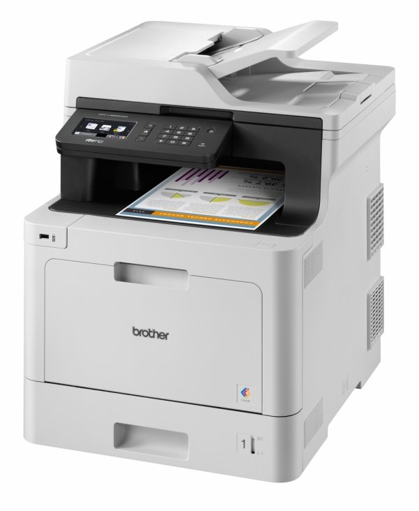 Brother MFC-L8690CDW - czarno-białe urządzenie wielofunkcyjne A4 MFCL8690CDWYJ1