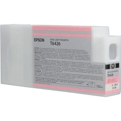 Epson oryginalny wkład atramentowy / tusz C13T642600. light magenta. 150ml. Epson Stylus Pro 9900. 7900. WT7900 C13T642600