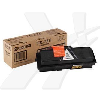 Kyocera Mita oryginalny toner TK170K. black. 7200s. 1T02LZ0NL0. Kyocera Mita FS-1320D. 1370DN 1T02LZ0NL0