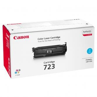 Canon oryginalny toner CRG723. cyan. 8500s. 2643B002. Canon LBP-7750Cdn 2643B002