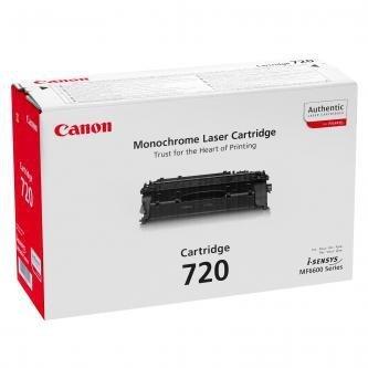Canon oryginalny toner CRG720. black. 5000s. 2617B002. Canon MF-6680 2617B002