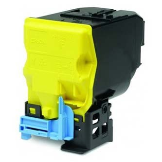 Epson oryginalny toner C13S050590. yellow. 6000s. Epson AcuLaser C3900N C13S050590