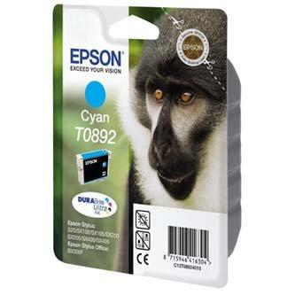 Epson oryginalny wkład atramentowy / tusz C13T08924011. cyan. 3.5ml. Epson Stylus S20. SX100. SX200. SX400 C13T08924011