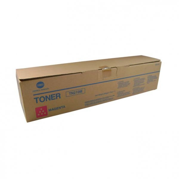 Konica Minolta oryginalny toner TN210M. magenta. 12000s. 8938511. Konica Minolta Bizhub C250. P. 252 8938511
