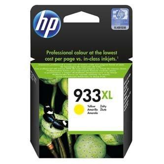 HP oryginalny wkład atramentowy / tusz CN056AE. No.933XL. yellow. 825s. HP Officejet 6100. 6600. 6700. 7110. 7610 CN056AE