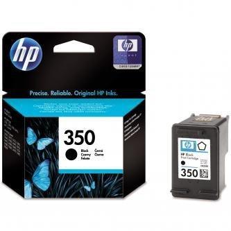 HP oryginalny wkład atramentowy / tusz CB335EE. No.350. black. 4.5ml. HP Officejet J5780. J5785 CB335EE