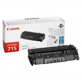 Canon oryginalny toner CRG715H. black. 7000s. 1976B002. high capacity. Canon LBP-3310. 3370 1976B002AA