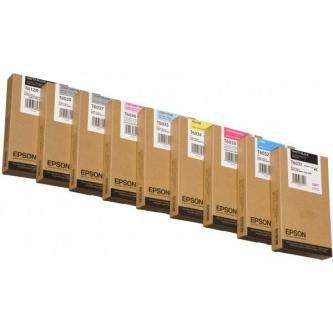 Epson oryginalny wkład atramentowy / tusz C13T612800. matte black. 220ml. Epson Stylus Pro 7400. 7450. 7800. 7880. 9400. 9800. 988
