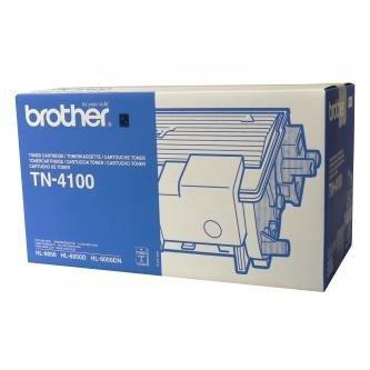 Brother oryginalny toner TN4100. black. 7500s. Brother HL-6050. D. DN TN4100
