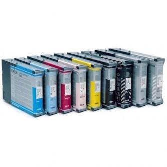 Epson oryginalny wkład atramentowy / tusz C13T605400. yellow. 110ml. Epson Stylus Pro 4800. 4880