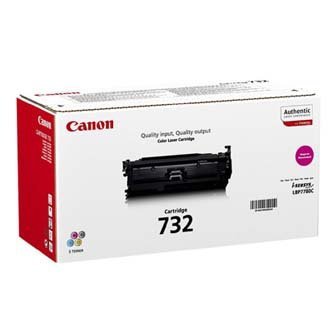 Canon oryginalny toner CRG732. magenta. 6400s. 6261B002. Canon i-SENSYS LBP7780Cx 6261B002