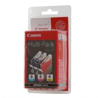 Canon oryginalny wkład atramentowy / tusz BCI6C/M/Y. cyan/magenta/yellow. 4706A029. 4706A022. Canon S800. 820. 820D. 830D. 900. 9000. i950 4706A029
