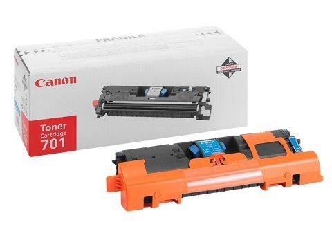 Canon oryginalny toner EP701. cyan. 2000s. 9290A003. Canon LBP-5200. Base MF-8180c 9290A003