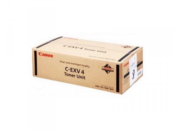 Canon oryginalny toner CEXV4. black. 67200s. 6748A002. Canon iR-8500 6748A002