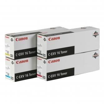Canon oryginalny toner CEXV16. magenta. 36000s. 1067B002. Canon CLC-5151. 4040. 4141. 550g 1067B002