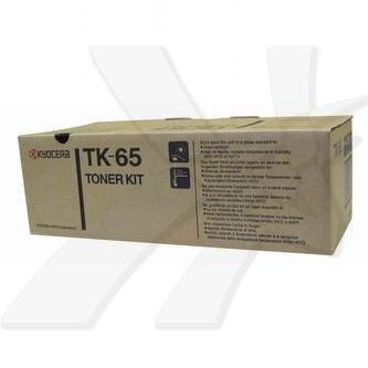 Kyocera Mita oryginalny toner TK65. black. 20000s. 370QD0KX. Kyocera Mita FS-3820N. 3830N 370QD0KX