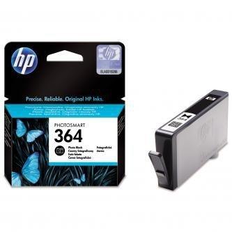 HP oryginalny wkład atramentowy / tusz CB317EE. No.364. photo. 130s. HP Photosmart B8550. C5380. D5460 CB317EE