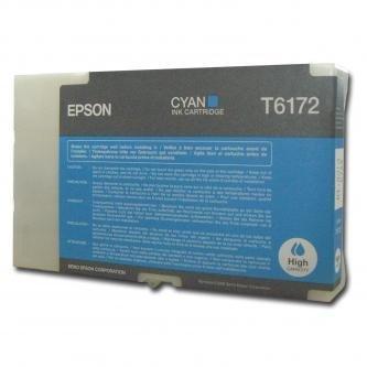 Epson oryginalny wkład atramentowy / tusz C13T617200. cyan. 100ml. high capacity. Epson B500. B500DN C13T617200