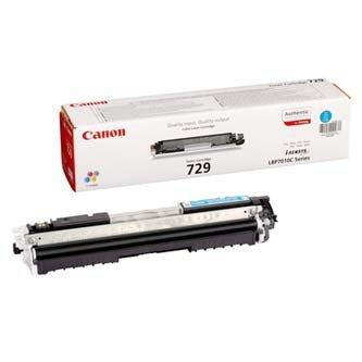 Canon oryginalny toner CRG729. cyan. 1000s. 4369B002. Canon LBP-7010. 7018 4369B002