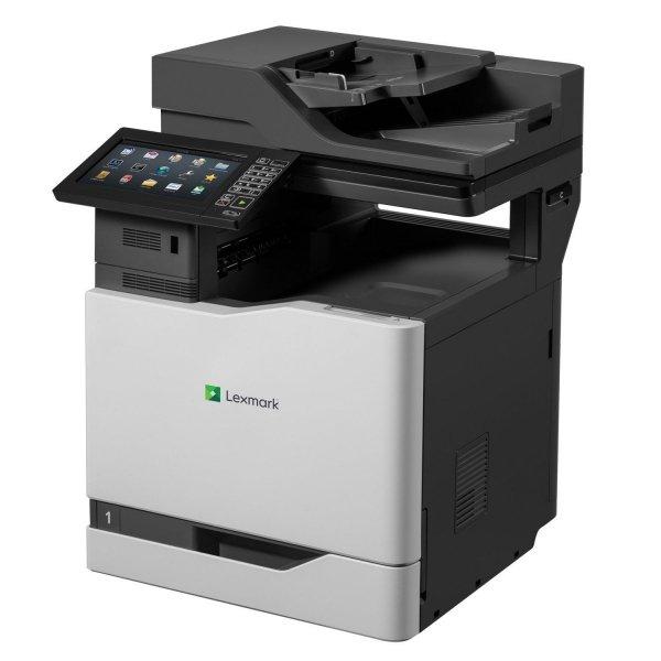Lexmark Urządzenie wielofunkcyjne CX825dtfe (A4. MFP.laser.colour) 42K0052