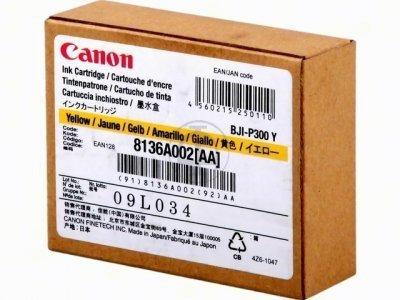 Canon oryginalny wkład atramentowy / tusz BJIP300. yellow. 13500s. 8136A002. Canon CX-320. 350