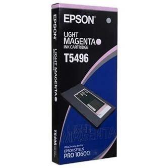 Epson oryginalny wkład atramentowy / tusz C13T549600. light magenta. Epson Stylus Pro 10600