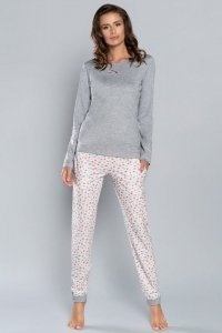 Italian Fashion Lena dł.r. dł.sp. nocna piżama