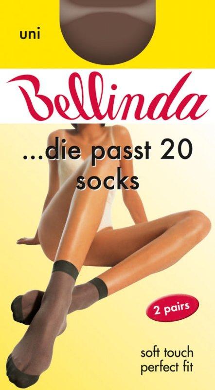 1 Skarpetki Die Passt 20 den BE200215 - 2 pak