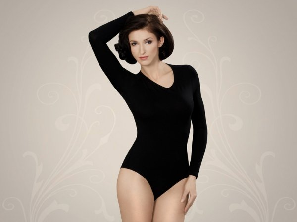 Sara body czarny