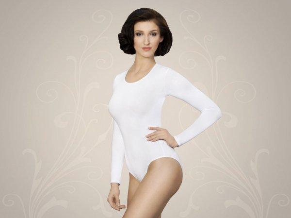 Sara body biały